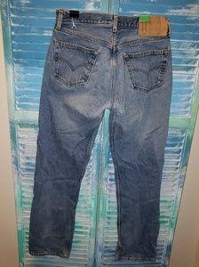 501 Blue Jeans